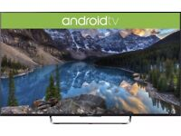 sony bravia kdl-43w807c led 3d smart with wifi build in. android tv