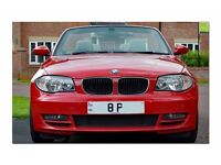 FOR SALE: BMW 118d SE Convertible