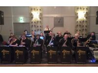 Keyboard player wanted for social Big Band