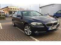 BMW 520D FSH ONLY 24K MILES CHEAP CAR WILL GO THIS WEEK