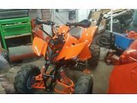 Bashan 110cc fully rebuilt many new parts