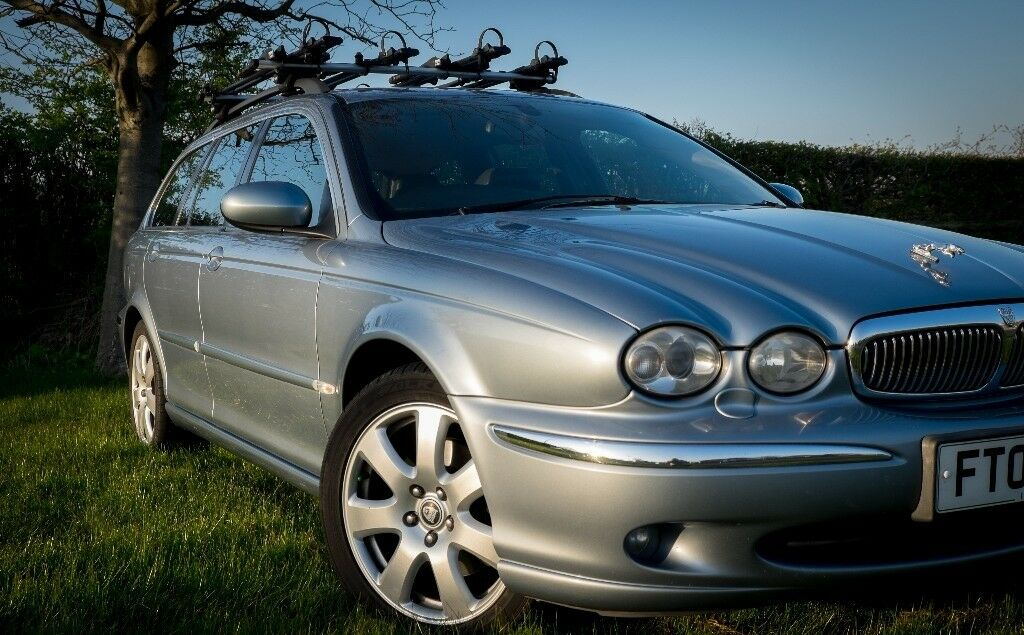 jaguar x type estate se in gateshead tyne and wear. Black Bedroom Furniture Sets. Home Design Ideas
