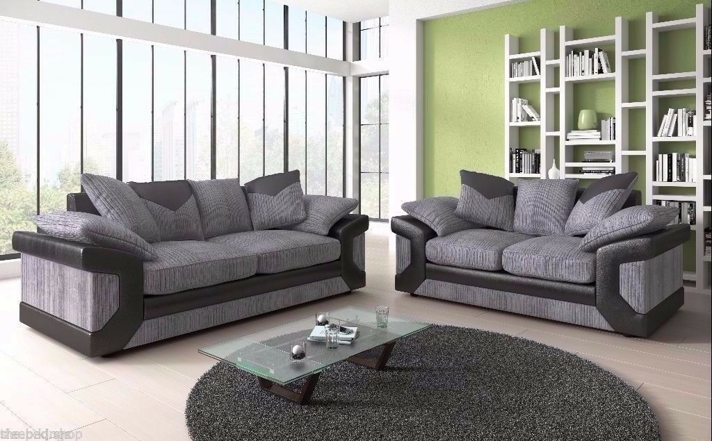 Brand New Sofas Jumbo Cord 3 2 Sofa Sets Also Available As