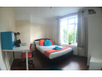 5min walk from UEA! Eaton NR4, All Inc. Fully Furnished Double Room £390pm
