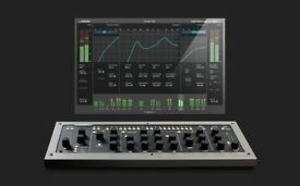 Softube Console 1 MIDI Controller with SSL 4k and Neve (British) plugin models included