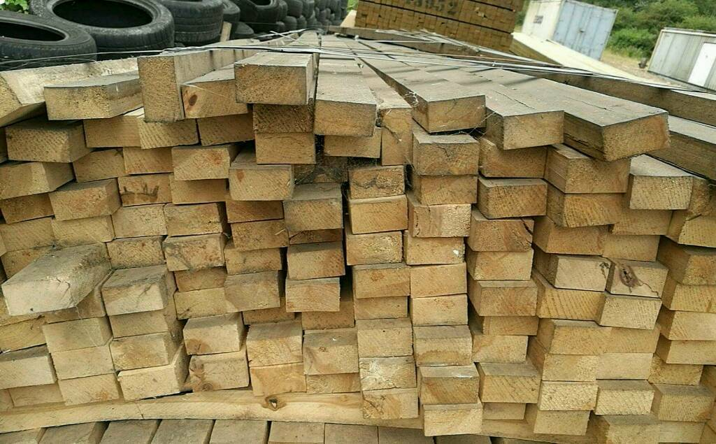 Hardwood Beech Lath Planed (25mm x 45mm) 2.7mtr Lengths 8 in a pack