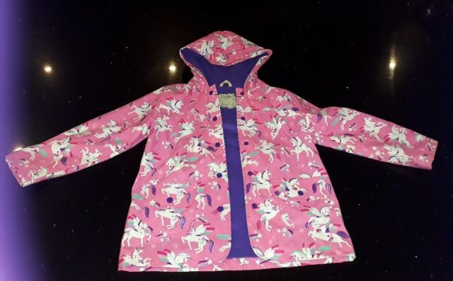 27146f060 Hatley Unicorn Raincoat, Age 7 year's. Worn once- immaculate! | in ...