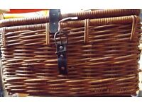 Ikea Bastant Wicker Hamper Need Gone ASAP