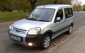 2005 Peugeot Partner Combi 2.0 Hdi Manual MPV