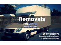 BARNSLEY MOVERS , REMOVALS & STORAGE , PACKING SERVICE, MAN AND VAN , Luton Van and Two Men