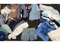 Bundle of 3-6months Baby Boy Clothes
