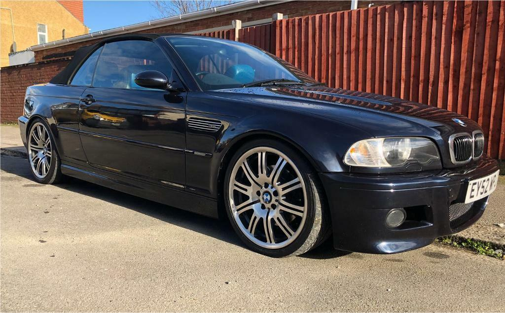 2002 (52) BMW E46 M3 Convertible SMG | in Luton ...
