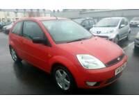 Ford Fiesta 1.4 petrol zetec 11 Months mot brilliant drives cheap and Bargain price