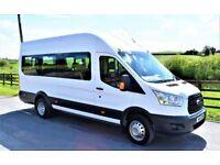 Ford Transit 17 seat Minibus