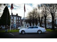 Wedding Car Hire from £150.00 | Bentley | Rolls Royce | Chauffeur Hire | 20+ Cars