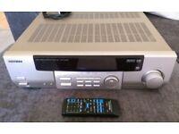 Kenwood 5.1 Audio Video Surround Sound Receiver KRF-V5050D + Remote + Manual