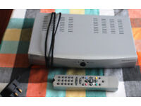Matsui freeview set top box, perfect working order