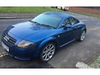 AUDI TT 1.8 20v turbo**New M.O.T and Full Service History**