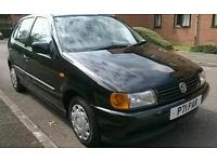 vw polo 1.4 automatic full service history .