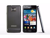 Samsung Galaxy S2 - Black unlocked