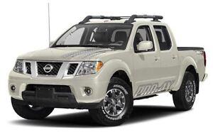 2016 Nissan Frontier PRO-4X