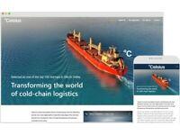 Bespoke & Responsive Website Design - Unlimited Revisions - Wordpress - eCommerce - Blogs