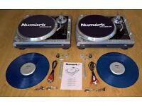 Numark X2 Hybrid Vinyl Turntable & CD Player (Pair)