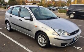 Ford Focus 2003 1.6l for sale