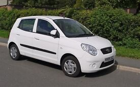 Kia Picanto 2 2010 very good runner and excellent on petrol !!