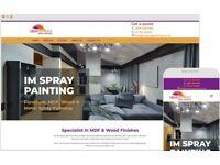 Freelance Web Design - eCommerce Websites - Wordpress Specialist - SEO