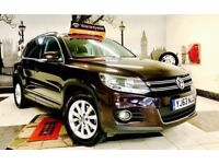 ★📍NEW IN📍★2013 VOLKSWAGEN TIGUAN 2.0 TDI BLUEMOTION 4MOTION★FULL SERVICE HISTORY★KWIKIAUTOS★