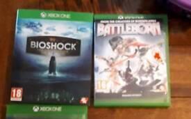 BioShock Infinite and Battleborn