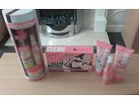Brand new soap and glory gift sets etc