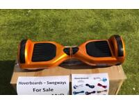 Hoverboard with Hovercart