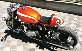 Cafe racer honda cb