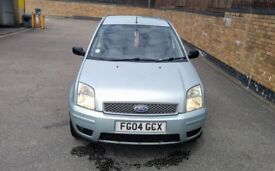 Family Car ONO Ford Fusion +, 1.6 Petrol, 5DR, Manual