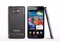 Samsung Galaxy S2 - Black unlocked