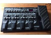 Boss ME70 multi effects guitar pedal