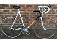 60cm large frame Classic Raleigh Pro Bicycle lightweight racing race road bike