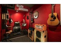 Belfast Guitar Lessons @ Red Tape Music Academy. Music lessons made easy!