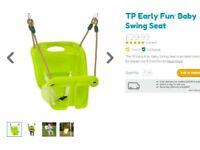 TP Early fun baby swing seat