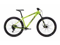 Whyte 901 27.5 Hardtail Mountain Bike 2017 Lime/Black