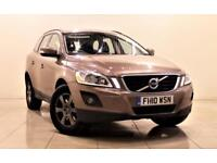 VOLVO XC60 2.4 D DRIVE S 5d 175 BHP + AIR CON + AUX CONNECTIO (bronze) 2010