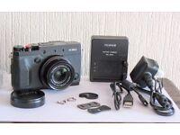 Fuji X30 Digital Compact Camera