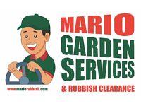 GARDENING SERVICES & RUBBISH CLEARANCE - Mario Garden Services