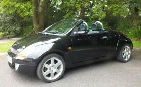 Ford StreetKa Luxury Convertible, 1 Owner from new, Very Low mileage (26k), Private Sale