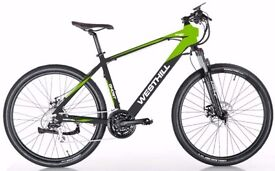 ELECTRIC MOUNTAIN BIKE SALE! WEST HILL ELECTRIC BIKES - FITTED ON-BOARD COMPUTER & SAMSUNG BATTERIES
