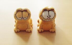 Garfield The Cat, Salt and Pepper Shakers