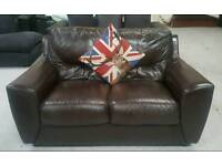 2 seater sofa can. Deliver 07808222995