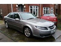 Saab 95 9-5 2.3T Vector Sport , 2006 automatic, spares or repair